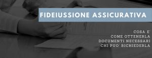 fideiussione assicurativa roma